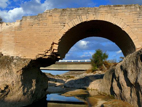 Colonial Bridge of Tequixtepec