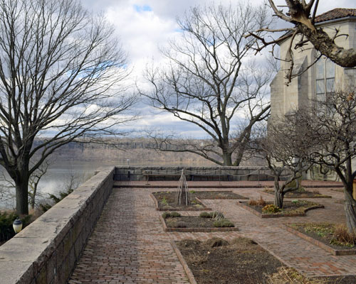 The Cloisters, Fort Tryon Park, and the Palisades