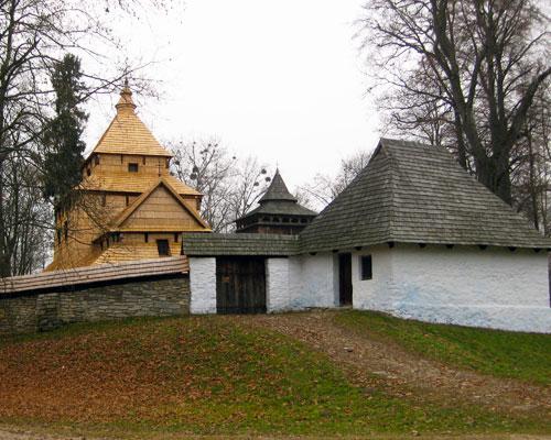 St. Paraskewa Church, 2011