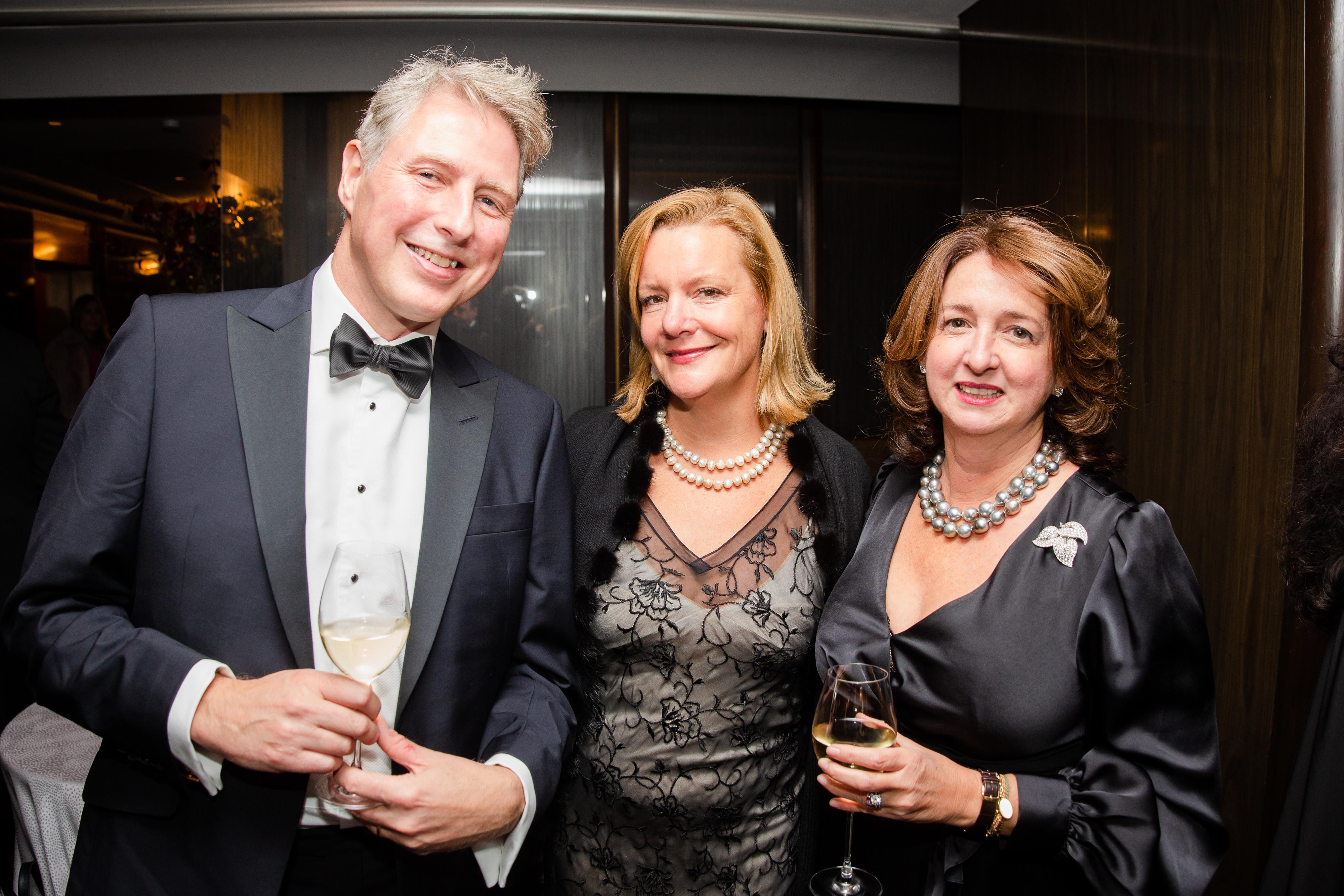 John Darlington, Amy Todd Middleton, and Ewi Shafran.