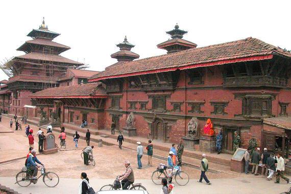 Sundari Cok, Patan Royal Palace Complex, Nepal (2004)