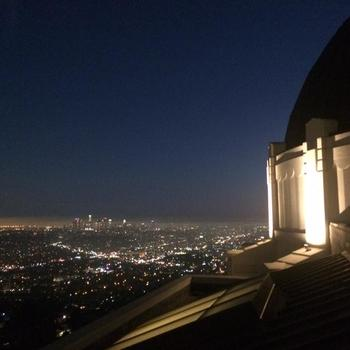 Griffith Observatory, Anne Lyden