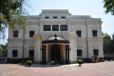 Lal Bagh Palace in 2019
