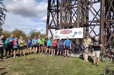 2021 Iron to Iron Long-Distance Cycling Tour