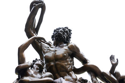 The Laocoon Statue, 2019