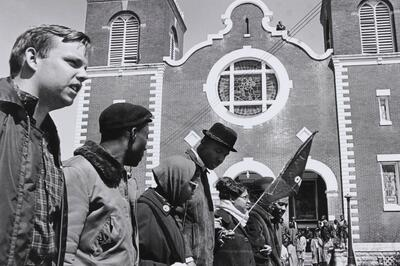 Brown Chapel AME, Selma, Alabama.