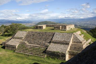 Monte Albán, Mexico