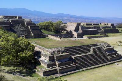 Monte Alban, Mexico