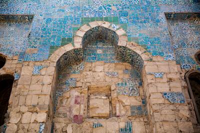 Exterior of Takiyyat Ibrahim al-Gulshani, 2019