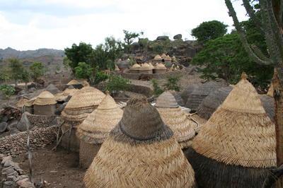 Sukur Cultural Landscape, 2006. Photo credit: Dipo Alafiatayo.