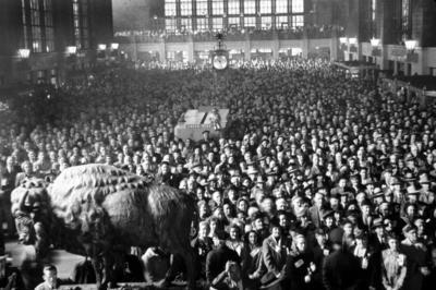 Buffalo Central Terminal, historic photo