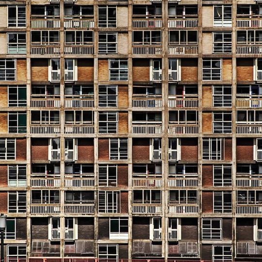 Park Hill Flats, Sheffield, UK
