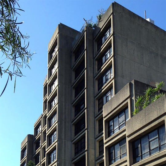 Sirius Apartments, Sydney