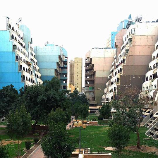 Al Sawaber Complex, Kuwait