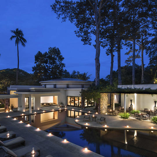 Villa Princiere, Siam Reap, Cambodia