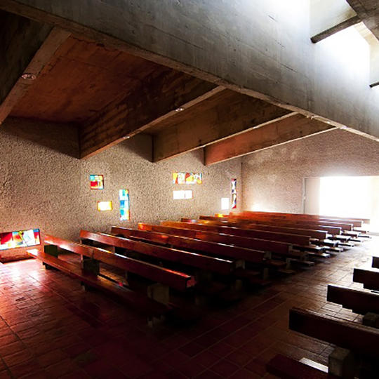 The Chapel of St. Joseph Technical High School, Taitung County, =Taiwan