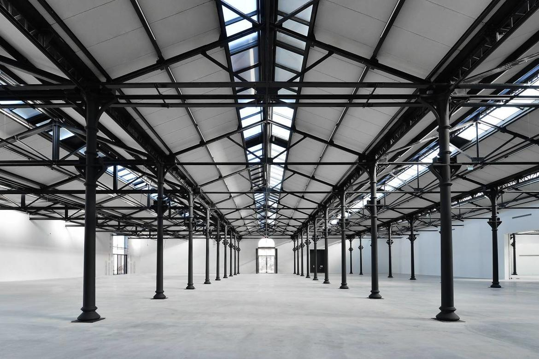 Photo of Luma Arles: Herve Hote, courtesy Selldorf Architects