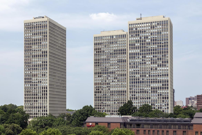 Society Hill Towers, Philadelphia, PA (1964)
