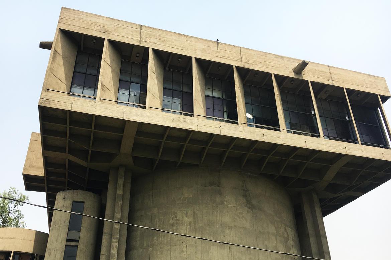 Shri Ram Centre (1969). Photo: INTACH Delhi Chapter