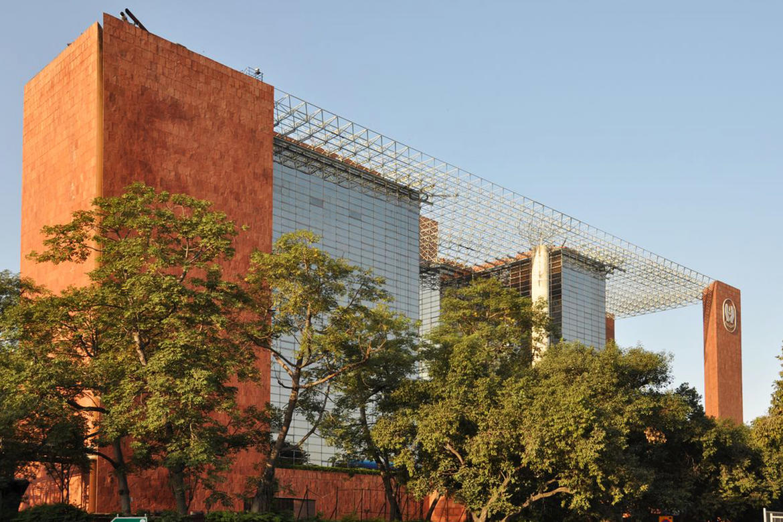 Jeevan Bharati Building (1975-1986)