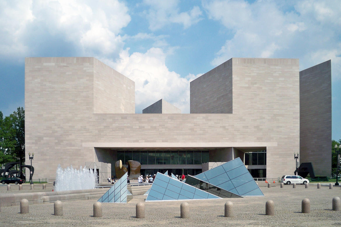 East Building of the National Gallery of Art, Washington DC (1978)