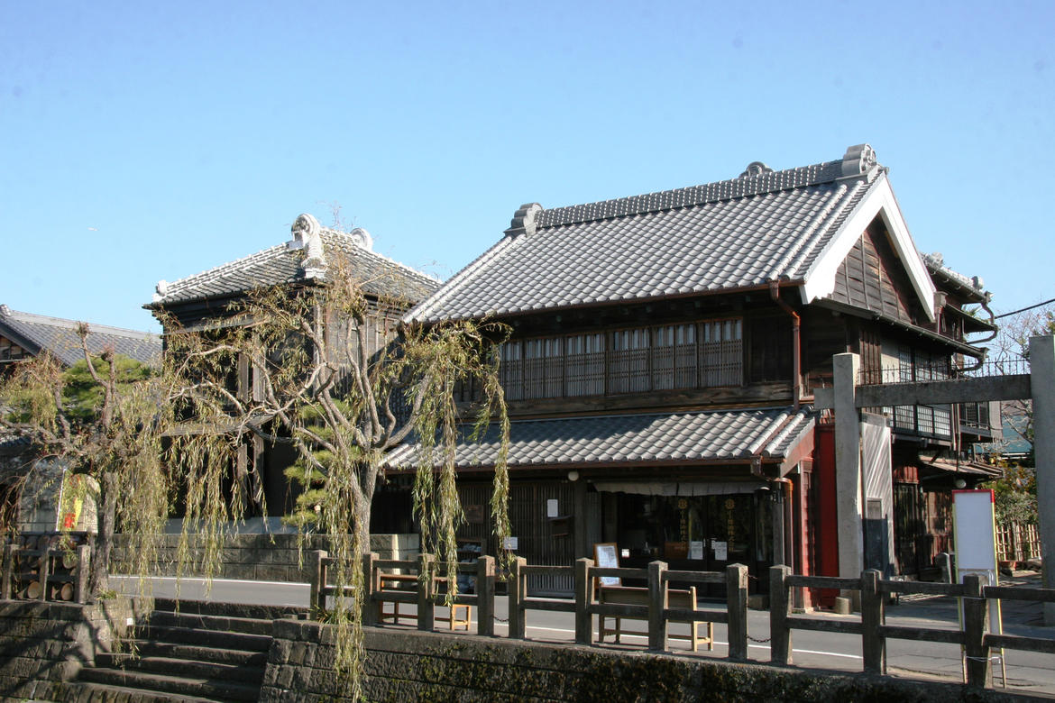 Sawara (Japan, 2010 Watch): Funding from American Express supported the restoration of seven historic machiya in Sawara that were damaged by the 2011 earthquake.