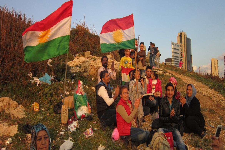 Nowroz celebration in Dalieh