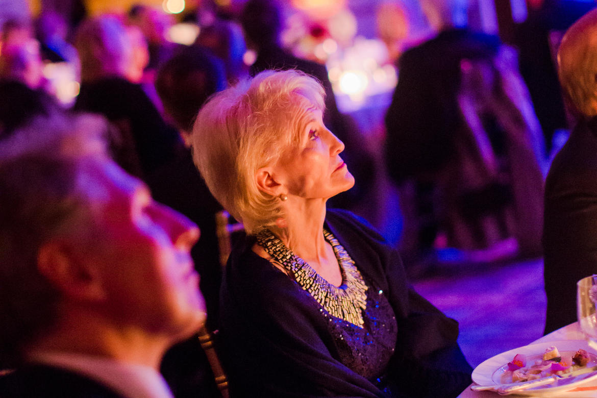 Guests at the 2017 Hadrian Gala (photo: Liz Ligon)