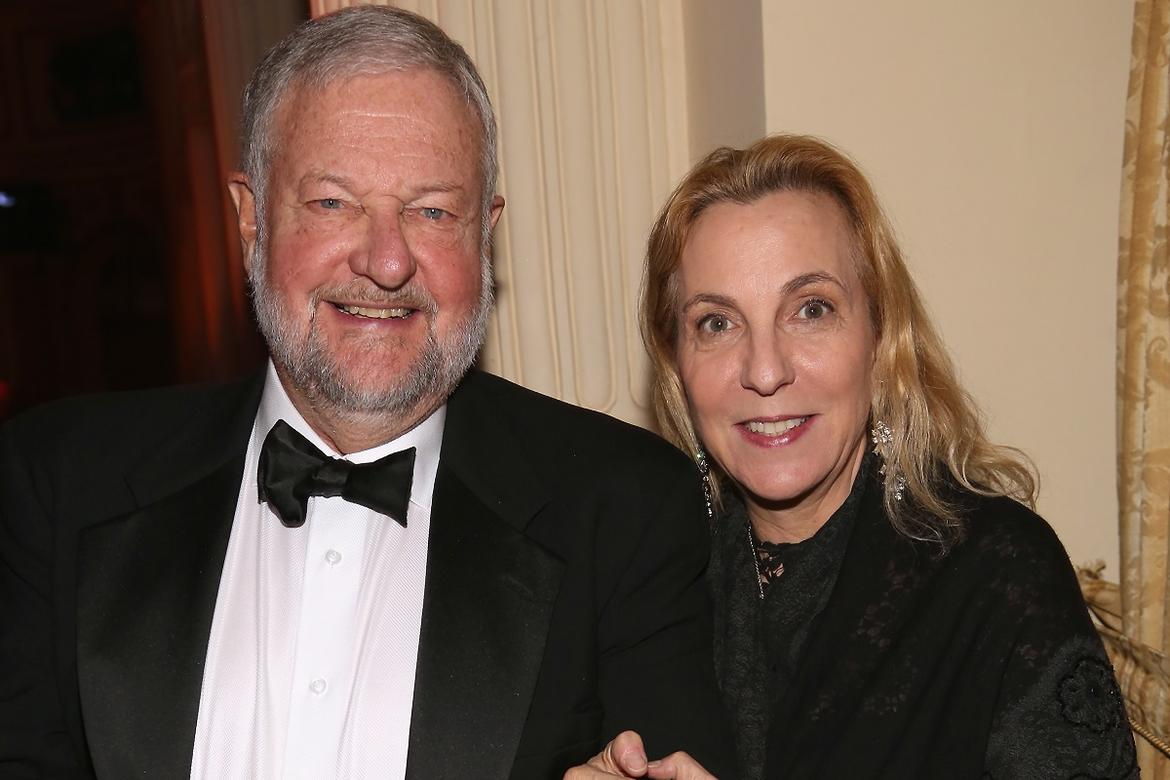 Susan and David Rockefeller (photo: Sylvain Gaboury/PMc)