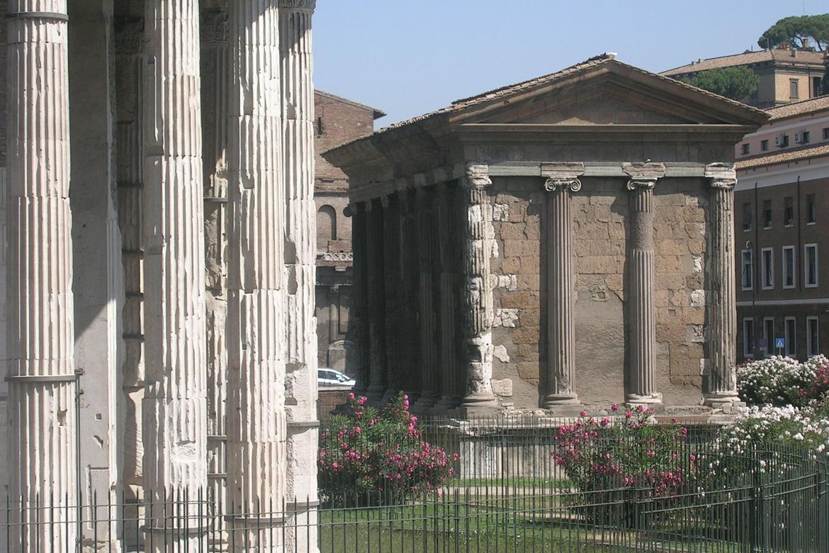 A Celebration of Rome's Forum Boarium | World Monuments Fund