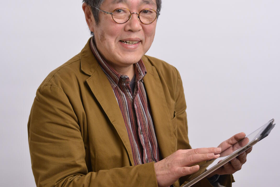 Mr. Fujikawa, Founder and Secretary of KMT.