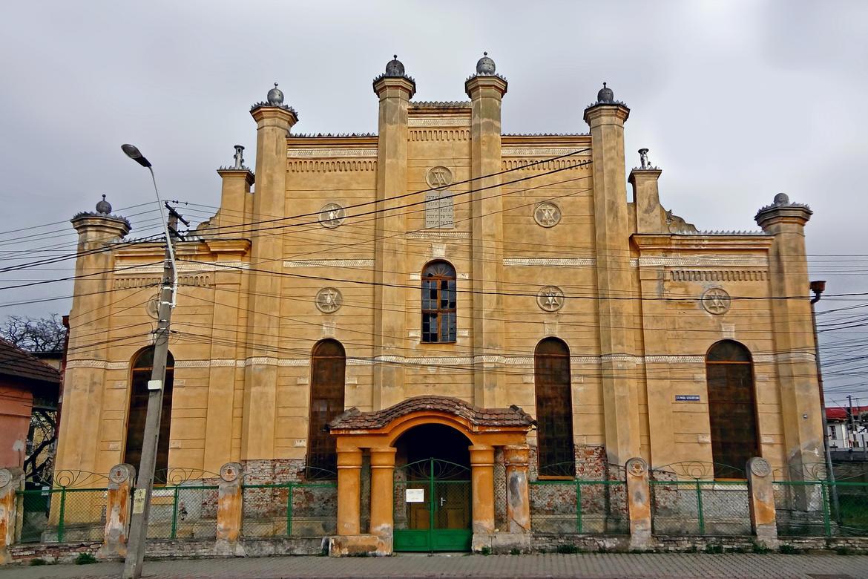 Medias Synagogue, Romania