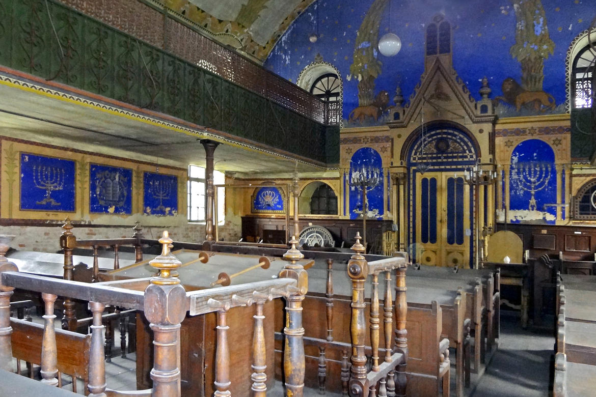 Medias Synagogue, Romania