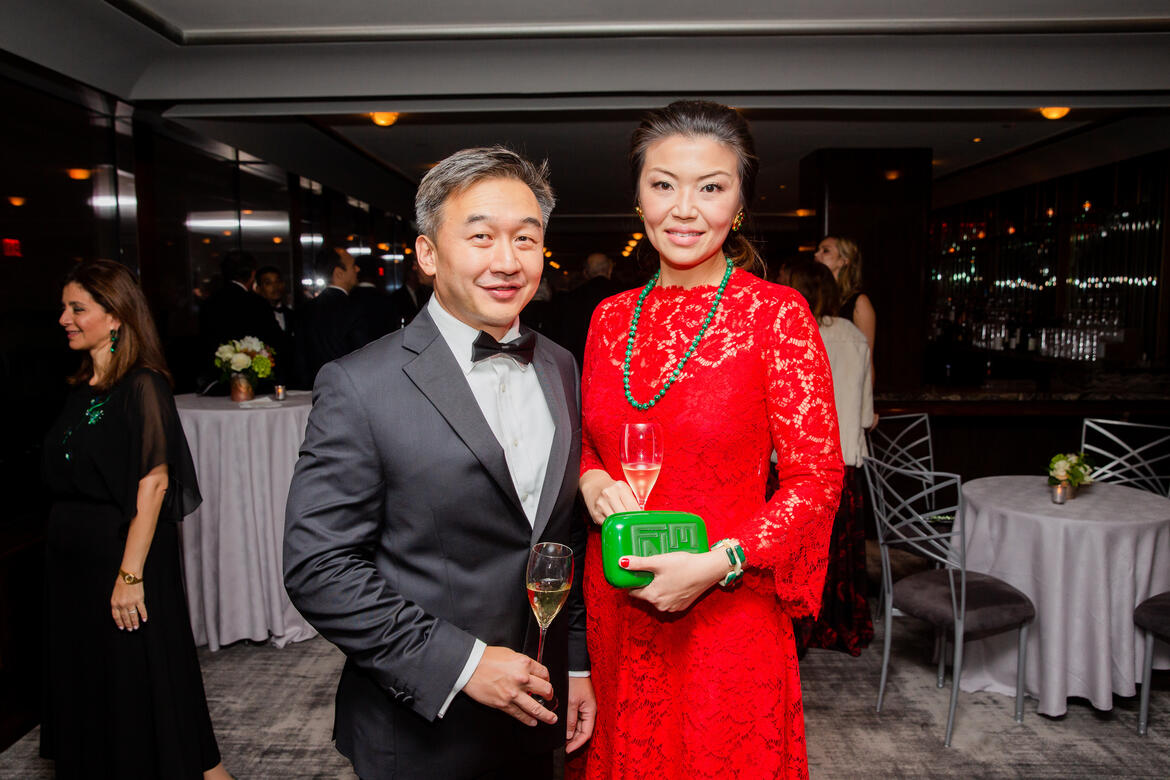 Glenn Koh and Jennifer Yu Koh.