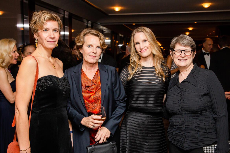 Charlotte Vignon, Annabelle Selldorf, Karaugh Brown, and Lisa Green.