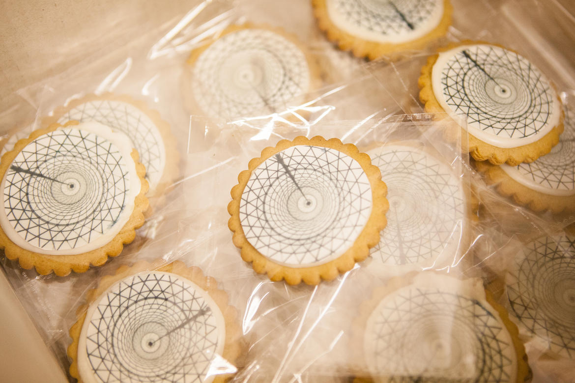Shukhov Tower cookies.