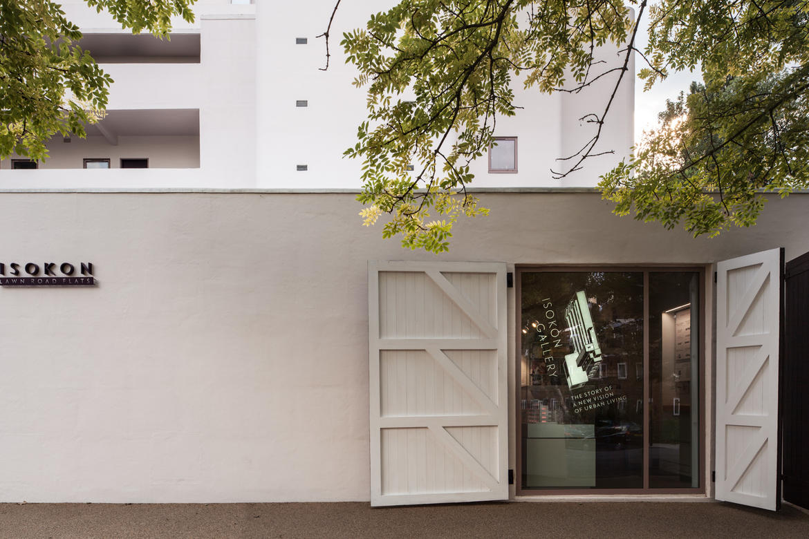 Isokon Building and Gallery