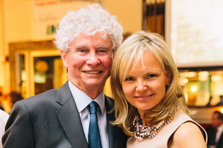 Tony Bechara and Monika McLennan.