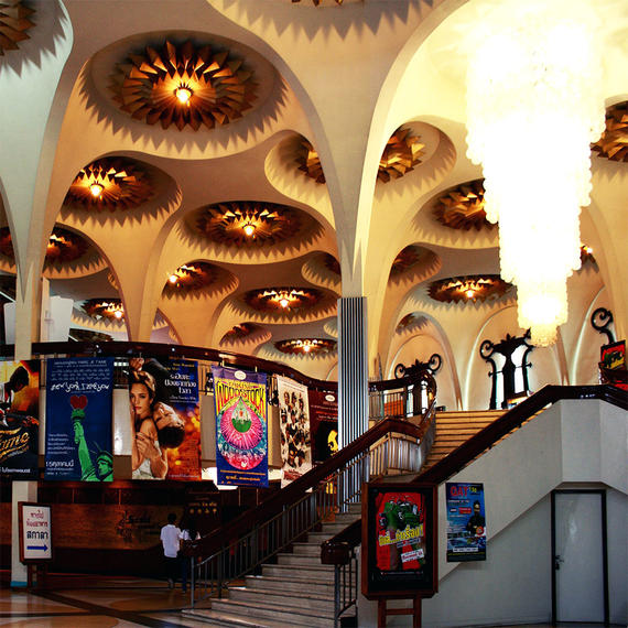 Scala Theater, Bangkok, Thailand