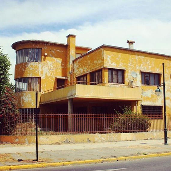 Suárez Mujica Neighborhood