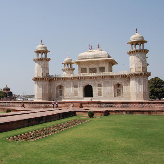 Mughal Gardens of Agra