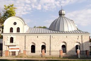 Great Synagogue of Iaşi, 2016