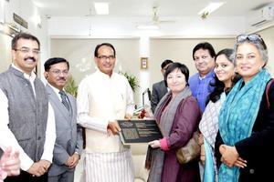 UNESCO Award, Mahidpur Fort