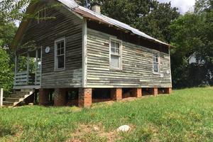 The Nina Simone House in Tryon, North Carolina. Courtesy Adam Pendleton.