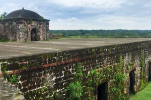 San Lorenzo, lower fort, 2016