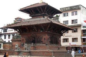 Char Narayan Temple, Nepal, before earthquake