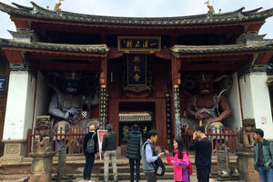 Shaxi Temple