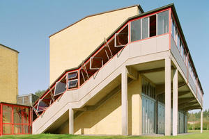 ADGB Trade Union School, 2008 World Monuments Fund/Knoll Modernism Prize winner