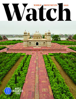 2019 Watch Magazine Cover