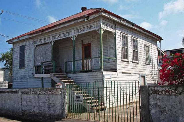 HISTORIC ARCHITECTURE OF BELIZE